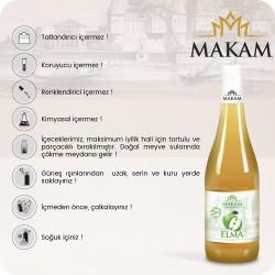MAKAM WHITE Elma 1 LT 6'lı Paket