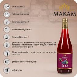 MAKAM GOLD Üzüm / Şıra 1 LT 6'lı Paket